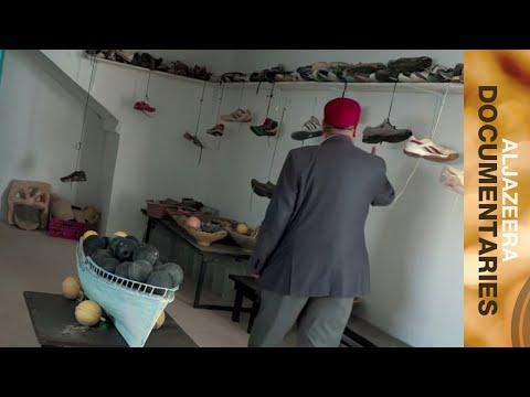 Garbage artist of Zarzis | Mohsen Lihidheb | My Tunisia 🇹🇳