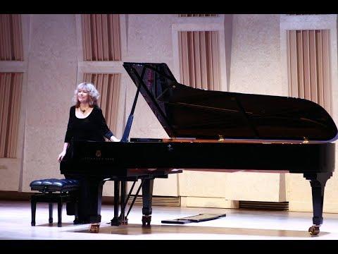 Ilana Vered plays Chopin Sonata No. 3, op. 58