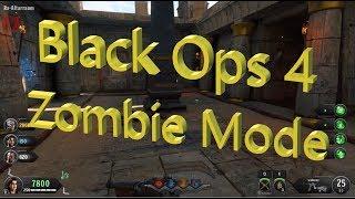 CoD Black Ops 4 GamePlay Zombie Mode erste Versuche New