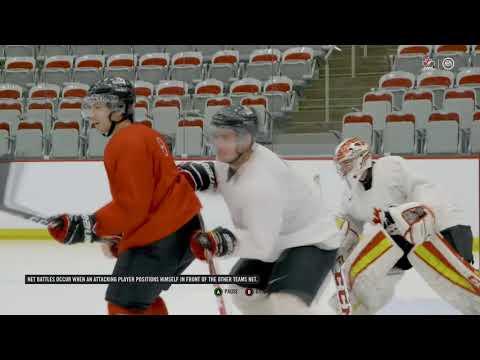 NHL 18- Rules of Hockey