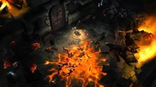 Diablo 3 - Варвар (HD) Русский трейлер