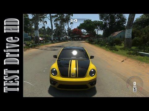 Volkswagen Beetle GSR - Driveclub - Test Drive Gameplay (PS4 HD) [1080p]