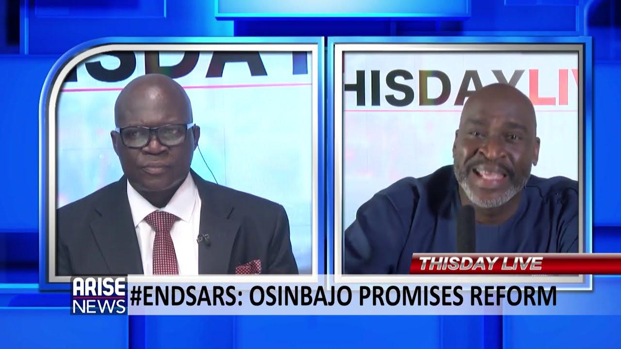 #ENDSARS PROTESTS CONTINUE IN NIGERIA + PRESIDENT BUHARI NOMINATES ONOCHIE AS INEC COMMISSIONER