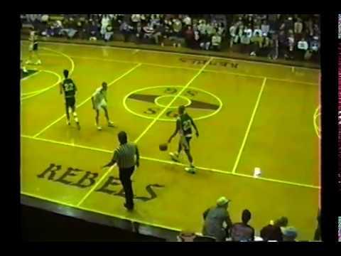 1993 Boys Basketball South Greene High School - North Greene High School