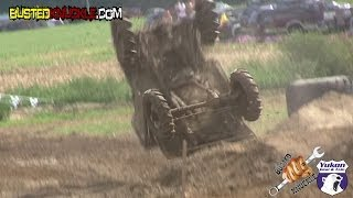 MUD JEEP JUMP GONE WRONG