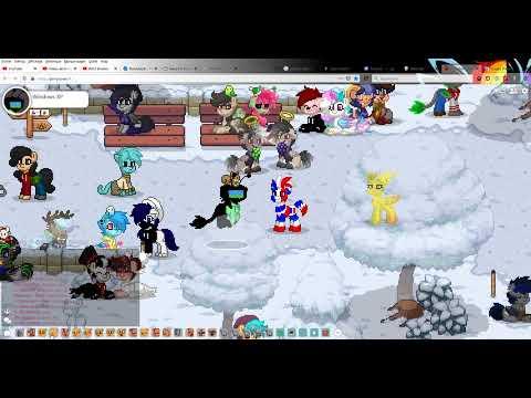 J'ai Croisé Un Skins Windows XP Sur Pony Town