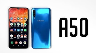 Review: Samsung Galaxy A50 (Deutsch) | SwagTab