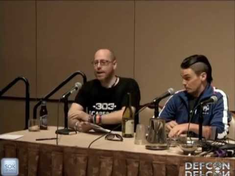 DEFCON 19: Network Security Podcast