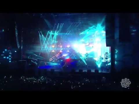 Skrillex - Live @ Lollapalooza 2014