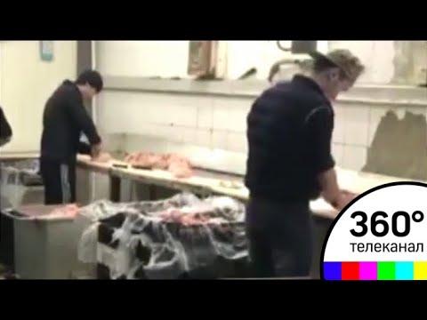 В Балашихе закрыли подпольный цех по производству мясных продуктов