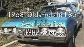 1968 Oldsmobile Cutlass F85 Classic Car