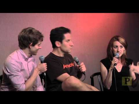 """""""Seth's Broadway Chatterbox"""": Andrew Keenan-Bolger and Kate Wetherhead Talk """"Submissions Only"""""""