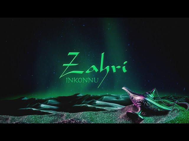 Inkonnu - ZAHRI (OFFICIAL AUDIO) Prod.By NOUVO
