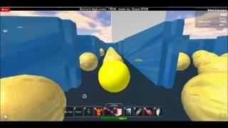 ROBLOX posto Pac Man di blackgreen