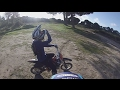 Yamaha dt 80 and ktm sx 65 ripping