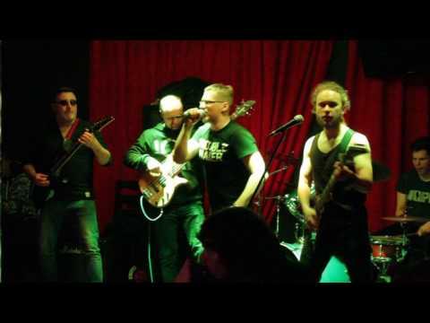Bandicoot - Krzyk - Live - Szamotuły 14.04.2017 - Chata Alchemika