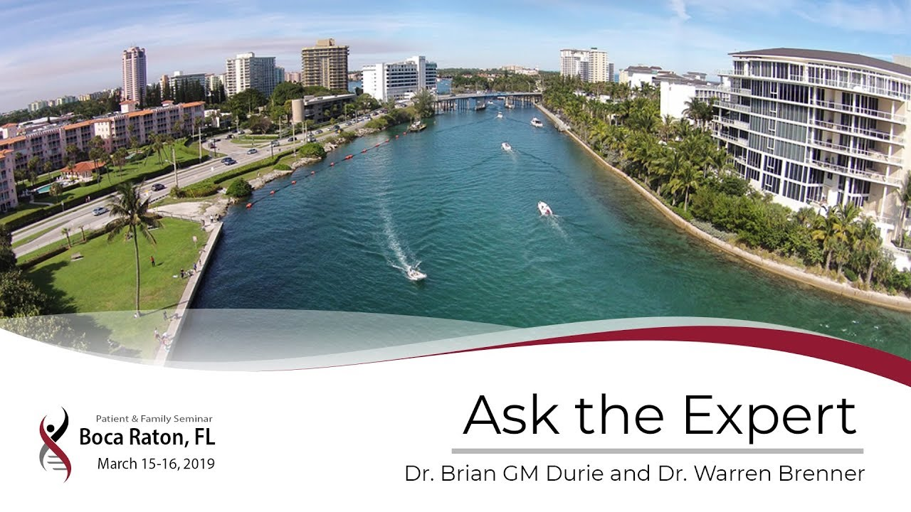 Ask the Myeloma Experts   Int  Myeloma Fn