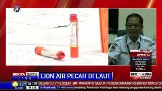Pesawat Lion Air Tidak Pecah di Udara