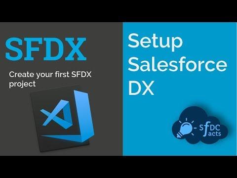 Setup SalesforceDX
