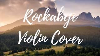 Clean Bandit Rockabye Ft. Sean Paul & Anne-marie Marjorie Teo Violin Cover