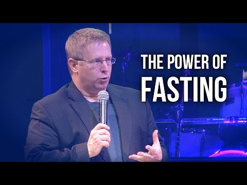 """The Power of Fasting"" – Pastor Raymond Woodward"