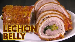 Crispy Lechon Belly