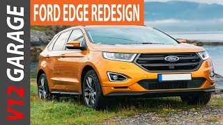 Watch  Now 2018 Ford Edge Changes, Colors And Review