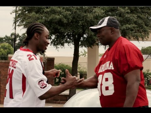 Ride For My Team (Forever to Thee) starring Marcus Lattimore, George Rogers & Darius Rucker