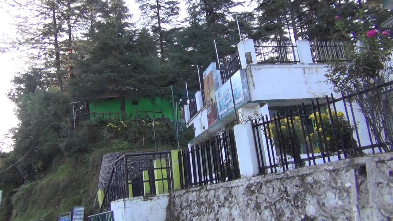 Gmvn rest house dhanaulti pictures