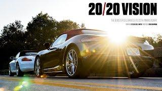 20/20 Vision: The Boxster celebrates its 20th anniversary