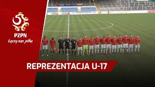 ELITE ROUND U-17: Skrót meczu Portugalia - Polska