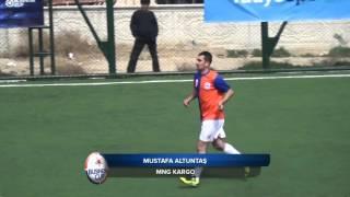 Gambar cover Business Cup 2016 Mustafa Altuntaş MNG Kargo