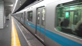 Repeat youtube video 東京メトロ千代田線 表参道駅にて
