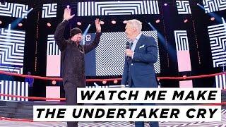 مواعيد عمل جديدة للتيكر خارج نطاق WWE وهل سيغيب عن عرض السعودية ؟ - في الحلبة