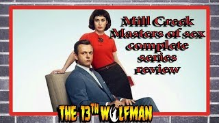 Mill Creek Masters of Sex complete series Review