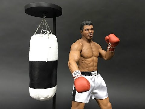 Muhammad Ali prototype by Storm Collectibles