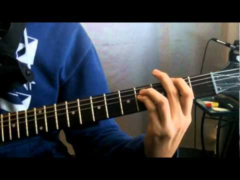 Nirvana - Sappy Guitar Lesson How to Play Part 1 - YouTube