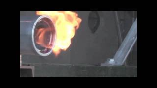 Solid Rocket Motor Static Test