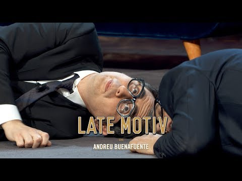 LATE MOTIV - Berto Romero. Berto educa, Berto ayuda   #LateMotiv346