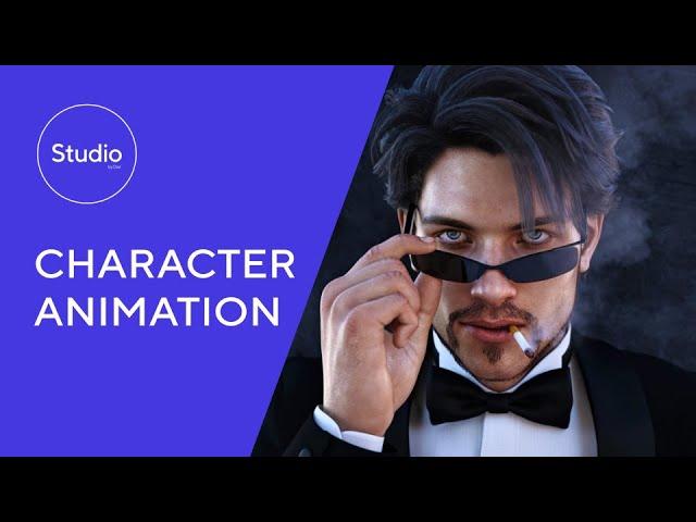 Daz 1.3: Character Animation