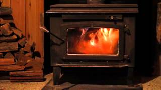 Winter Fireplace at Christmas - Seamless HD 720p Video Loop with Download & Tutorial Link