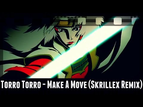 Torro Torro - Make A Move (Skrillex Remix) | The Animatrix