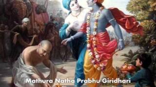 """Sri Sathya Saibaba singing """"Madhuvana Sanchari"""" Bhajan"""