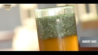 How To Make Jaggery Juice By Archana