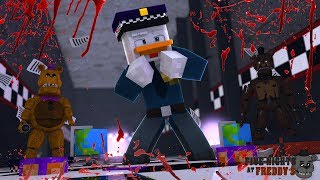 Minecraft: FIVE NIGHTS AT FREDDY'S #1 - PRIMEIRA NOITE NA PIZZARIA !!! ‹ Frango ›