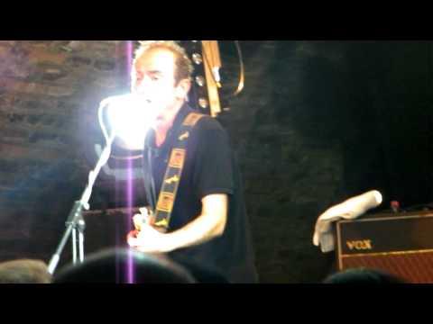 Hugh Cornwell | Going To The City | Glasgow 5/10/2012