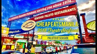 Cheap Eats Manila: Fresh Seafood Paluto Dampa Seaside Macapagal Tour Huey Ying