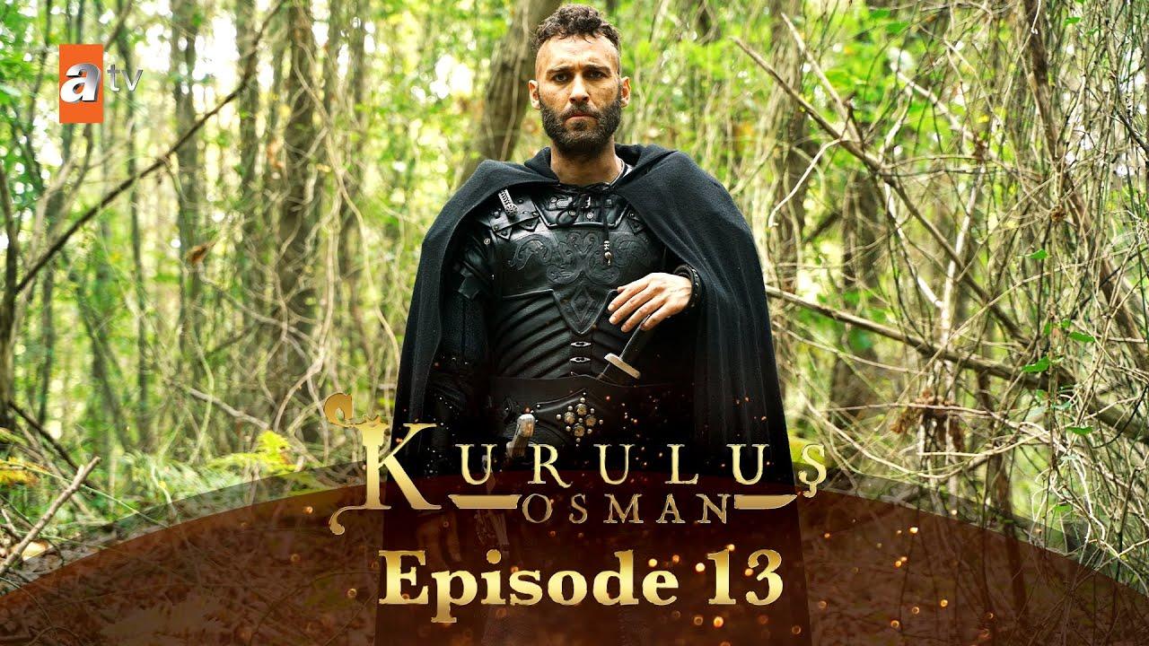 Download Kurulus Osman Urdu   Season 2 - Episode 13