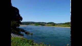 川の流れのように(オカリナ演奏)