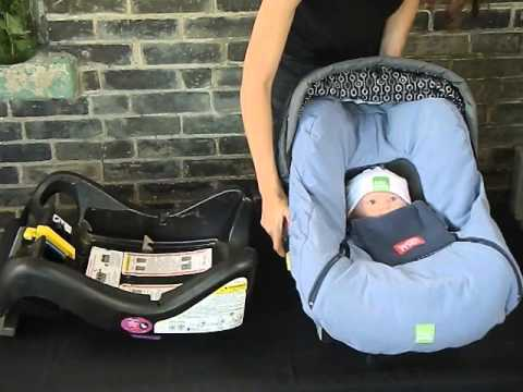 Baby Parka Car Seat Cover